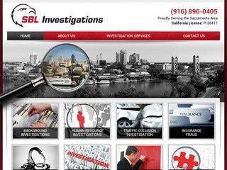 Private Investigator Web Design Services