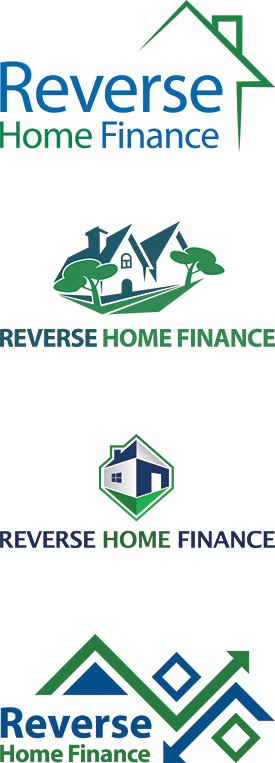 Reverse Mortgage Logo Design