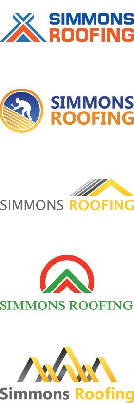 Roofing Logo Design Services