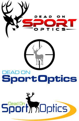 Scopes and Optics Company Logo Design