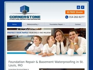 St. Louis Foundation Repair and Basement Waterproofing