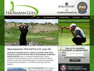 Hausmann Golf: Private Golf Lessons in St. Louis