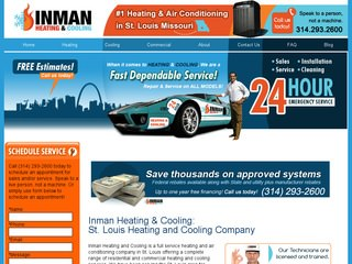 Heating and Cooling Company SEO