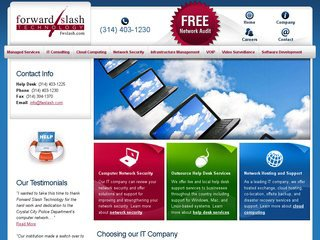 IT Company Website Design Services