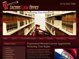 Law Firm Website Design: Lawyer Web Design