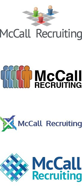 Recruiting & Staffing Logo Designs