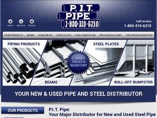 Distributor & Construction Website Design