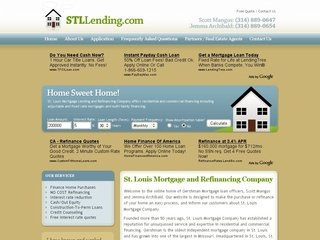 STL Lending - St. Louis Home Refinancing