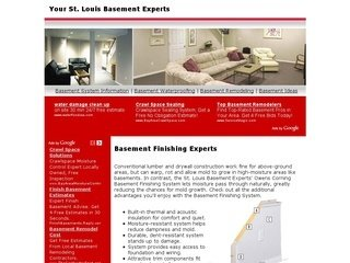 St. Louis Basement Experts