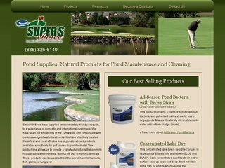 Manufacturer Website Design for Product Suppliers