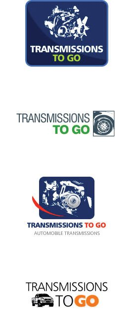 Transmission Repair Company Logo