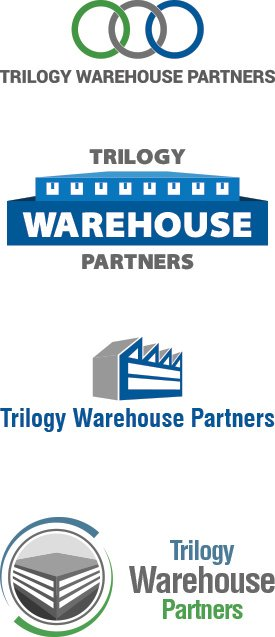 Warehousing Logo Design