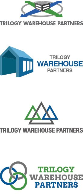 Warehouse & Logistics Company Logos | Logo Design Services