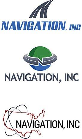 Owner/Opterator Trucking Logos | Logo Design Services