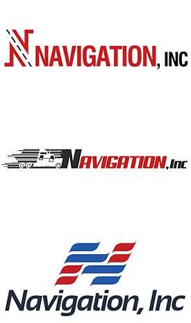 Trucking & Transportation Logo Design