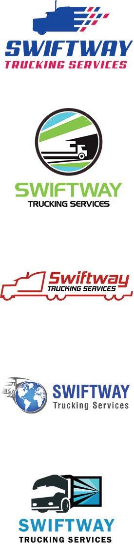 Trucking Logo Design
