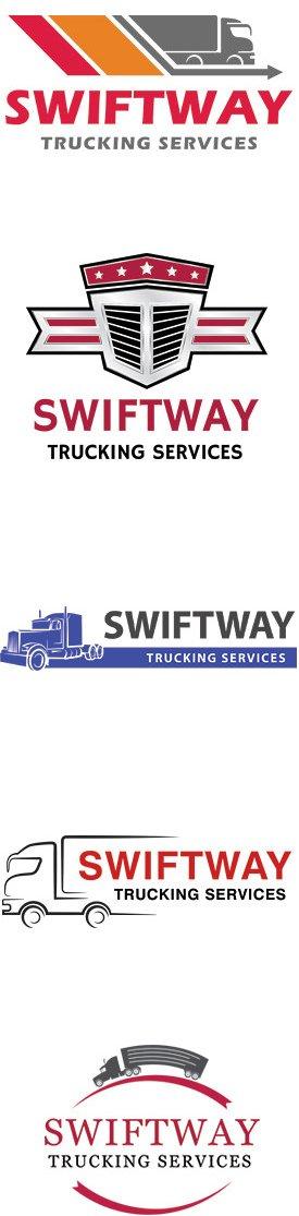Trucking Logos | Trucking Logo Design