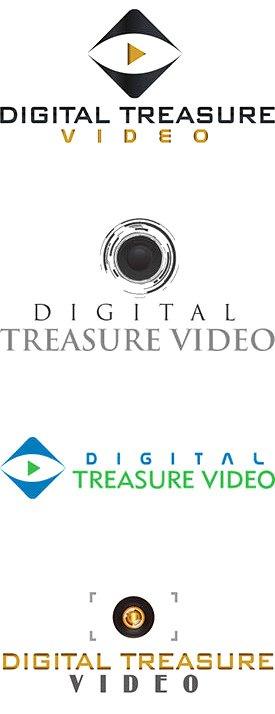 Videography Logo Designs