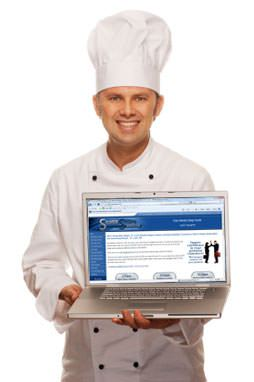 Professional Website Design for Chefs - Catering Company Web Design