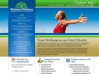 Webster Wellness Professionals: A St. Louis Eating Disorder Treatment Center