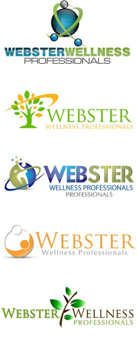 Wellness Company Logo Designs