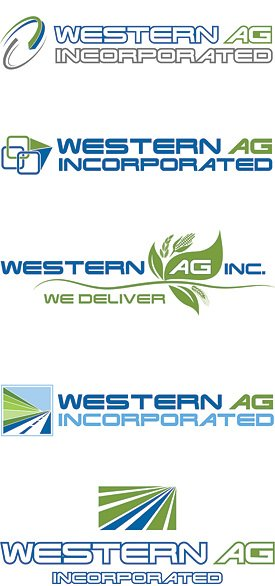 Agricultural Trucking Company Logo Design