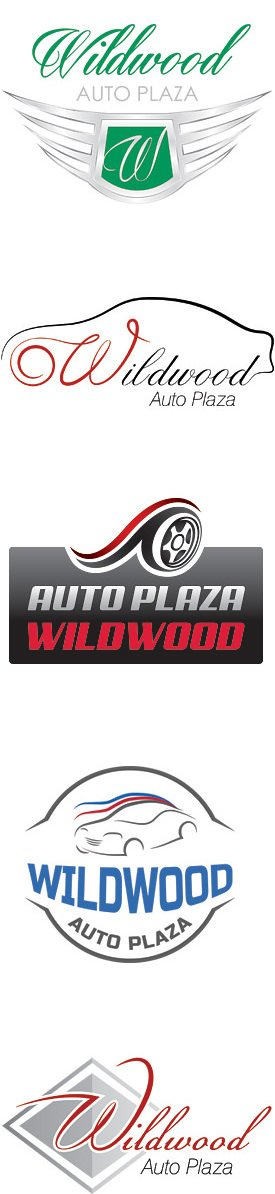 Auto Dealer Logo Design