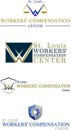 Workers Compensation Lawyer & Law Firm Logo Design